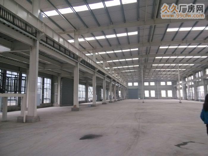 标准钢构厂房出租出售-图(1)