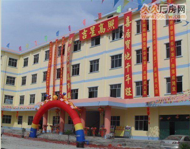 广西玉林陆川县古城镇标准厂房出租水电消防齐全-图(1)