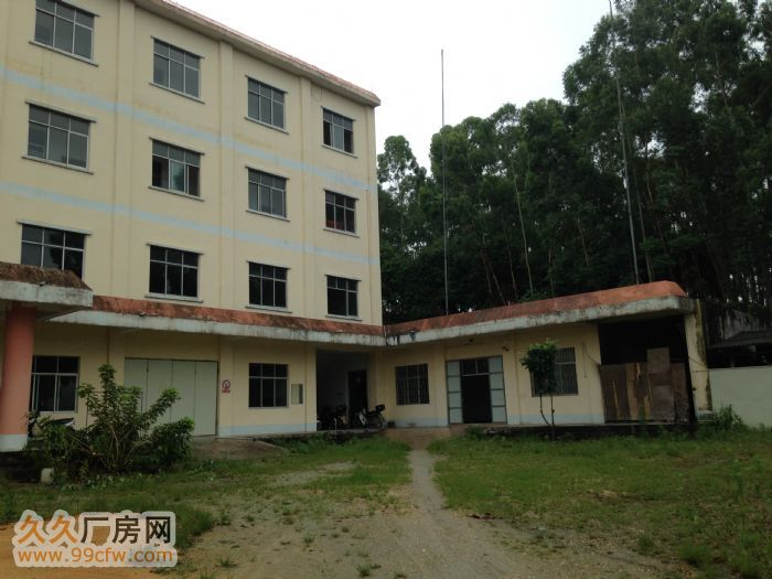 广西玉林陆川县古城镇标准厂房出租水电消防齐全-图(3)