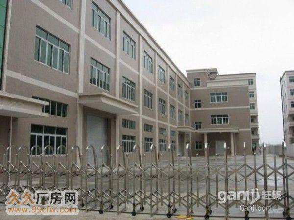 龙岗中心城傍独院厂房1−3楼3300平米有电梯.-图(1)