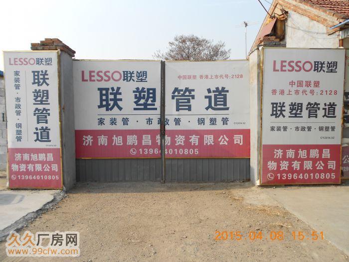 低价出租400平沿街厂房仓库,位置佳交通便利有传达-图(1)