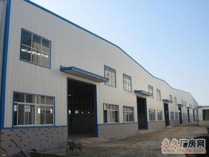 塘厦独院钢结构厂房2500平方高10米带牛角招租-图(1)