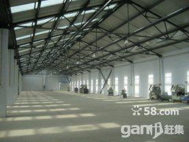 7000平大型彩钢车间整租或分租-图(1)