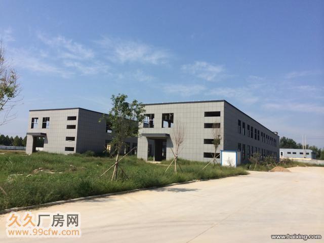 菏泽高新产业区专业厂房、仓储、孵化器、办公楼火爆招商-图(2)