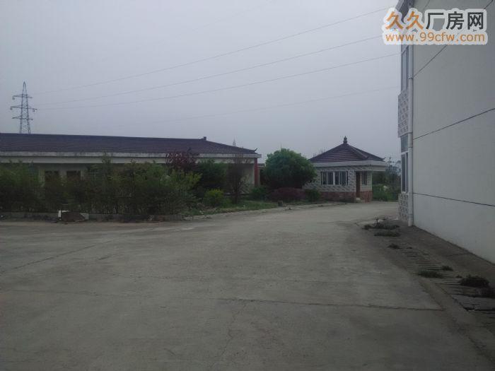 江宁镇陆郎水泥场地带办公室出租-图(1)