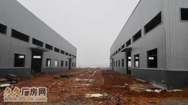 新建标准厂房租金4元每平方米一个月-图(1)