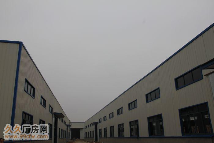 便宜出租全新钢架结构的厂房(非诚勿扰)-图(2)
