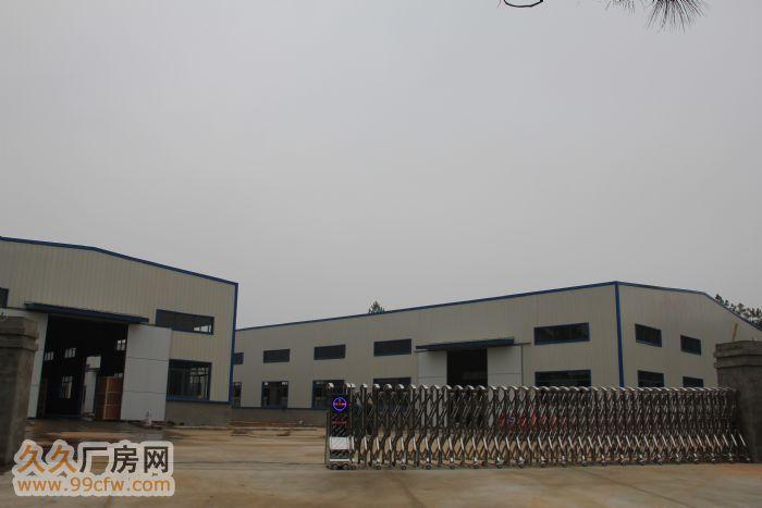 便宜出租全新钢架结构的厂房(非诚勿扰)-图(4)