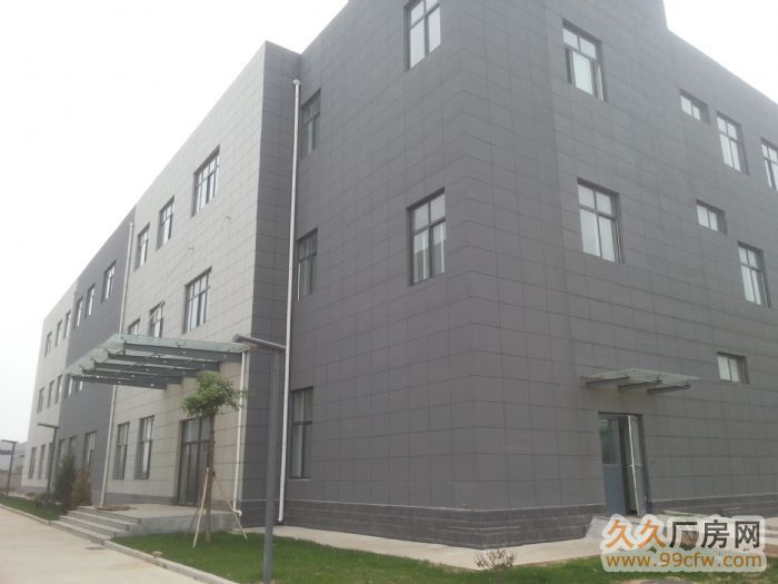 工业园区标准厂房及办公楼出租-图(1)