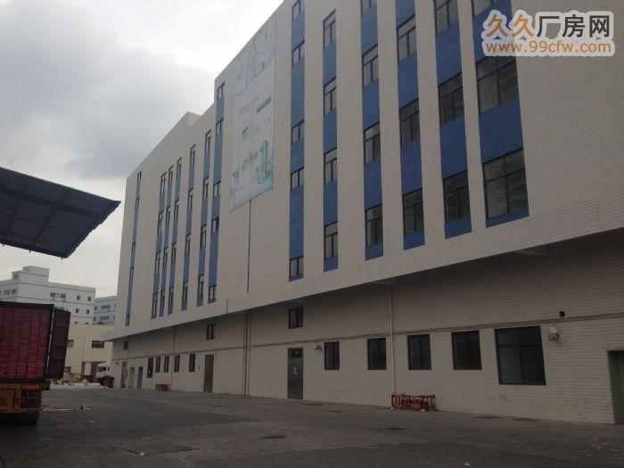 科技园厂房仓库招租、面积可以分租、-图(1)