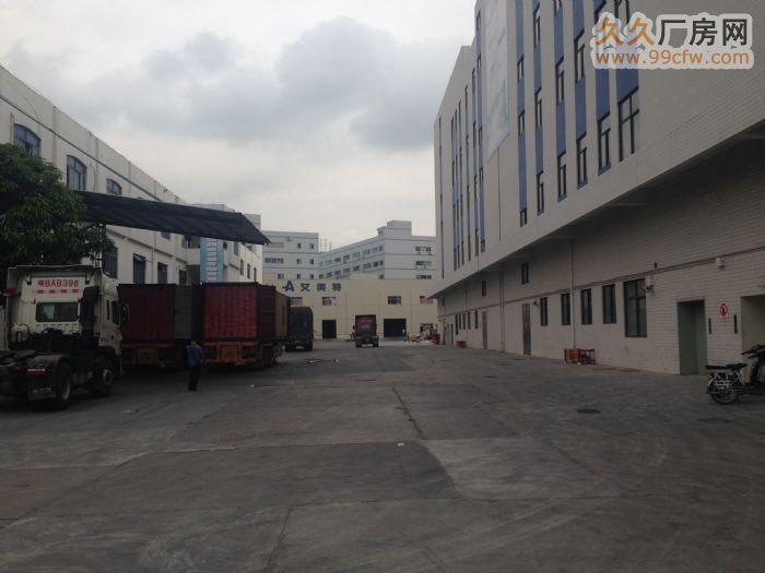 科技园厂房仓库招租、面积可以分租、-图(4)