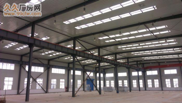 高新区附近2834平米优质钢结构有行吊厂房出租-图(1)