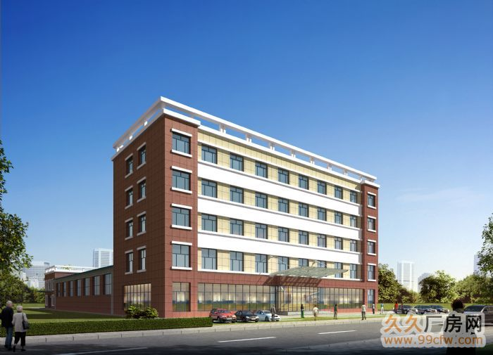 厂房两栋五层楼整体出租-图(2)