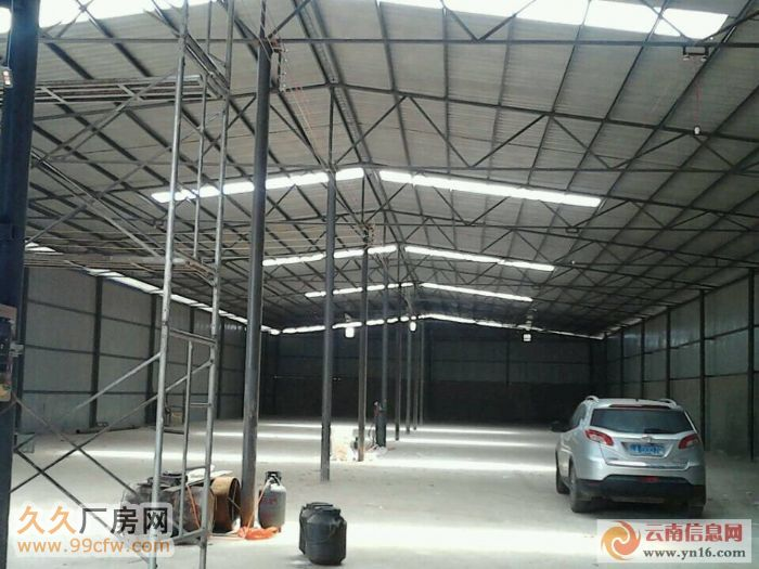 昆明晋宁新建厂房出租或转让-图(1)