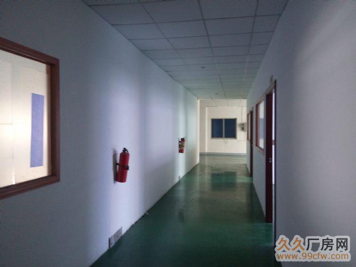 东莞寮步镇厂房招租,华南工业城标准厂房一楼900,现成装修-图(1)