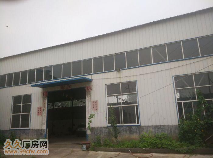 荥阳科学大道庙王路西史村段550平厂房车-图(1)