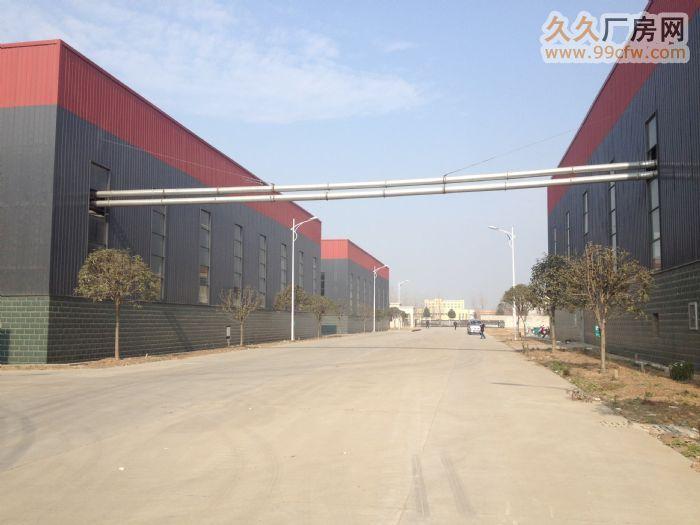 襄州区伙牌工业园厂房整体招租,交通便利,配套设立齐全。-图(1)