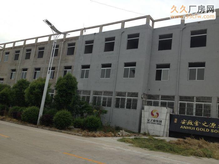 怀远工业园大量厂房对外出租-图(1)