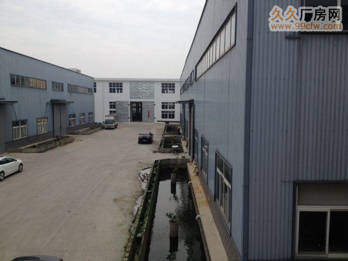 怀远工业园大量厂房对外出租-图(8)