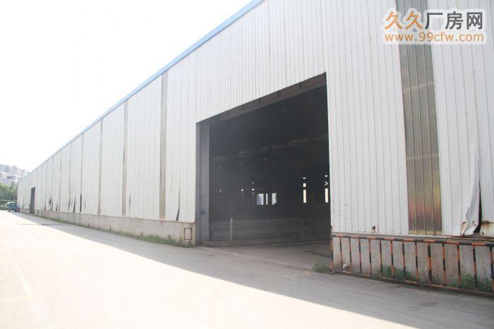 5000平方,钢结构封闭式仓库出租可分割,可整租-图(1)