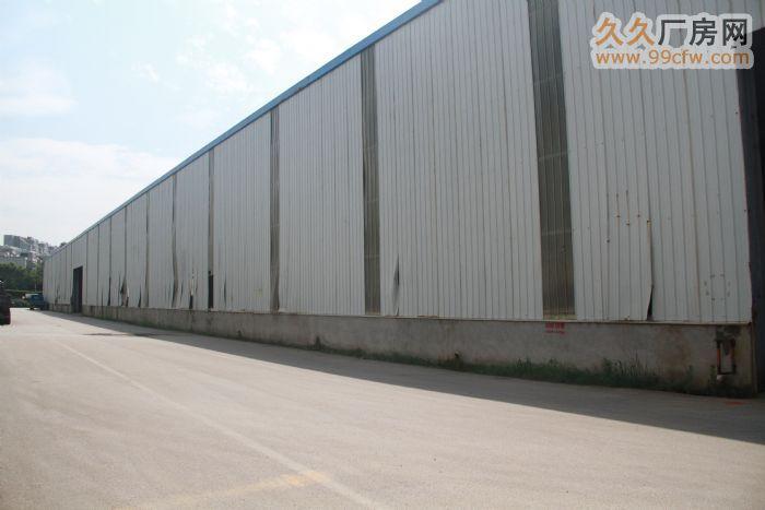 5000平方,钢结构封闭式仓库出租可分割,可整租-图(2)