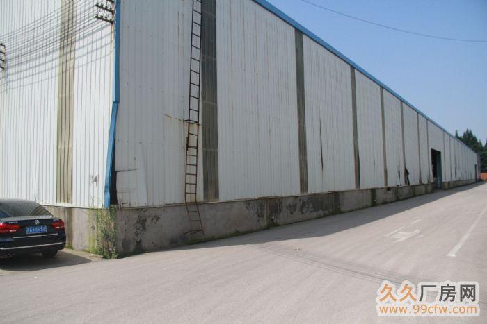 5000平方,钢结构封闭式仓库出租可分割,可整租-图(3)