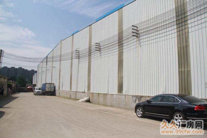 5000平方,钢结构封闭式仓库出租可分割,可整租-图(4)
