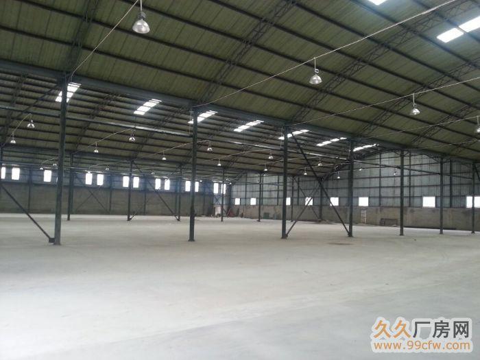 大型厂房仓储出租交通便利办公条件俱全-图(1)