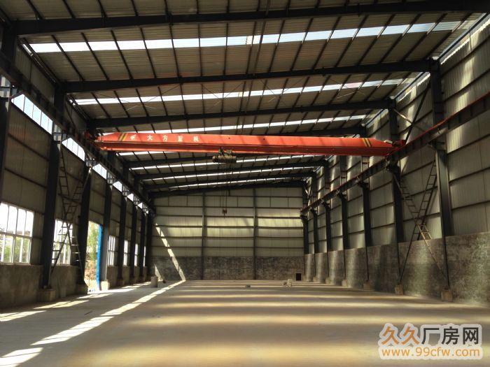 尖草坪区太钢不锈钢工业园区附件厂房出租-图(2)
