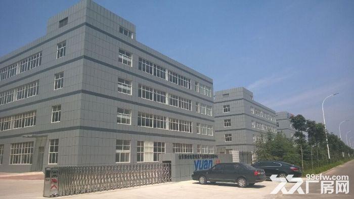 潍坊市区大型多层标准化厂房现对外招商租售-图(2)
