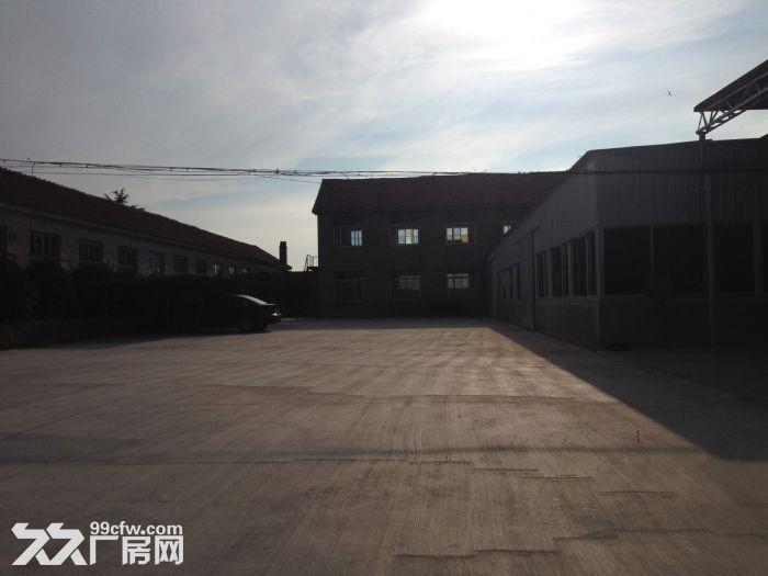 新盖砖混加钢结构,5亩带院。-图(2)