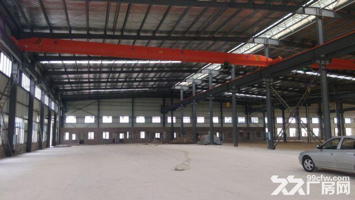 新建标准化钢构厂房出租,空地出租(猇亭)-图(1)
