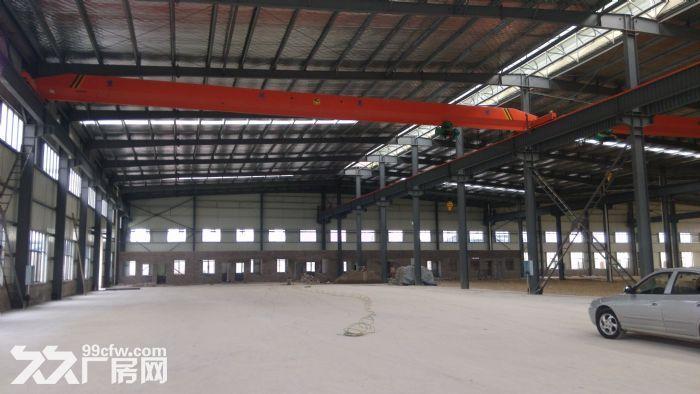 猇亭标准化钢结构新厂房优价租售-图(2)