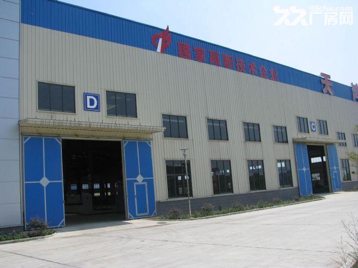 猇亭标准化钢结构新厂房优价租售-图(4)