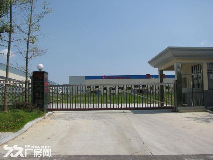 猇亭标准化钢结构新厂房优价租售-图(7)