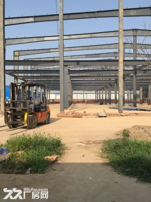 北关区邺城大道临街独院10亩,标准钢厂房5000平&nbsp-图(2)