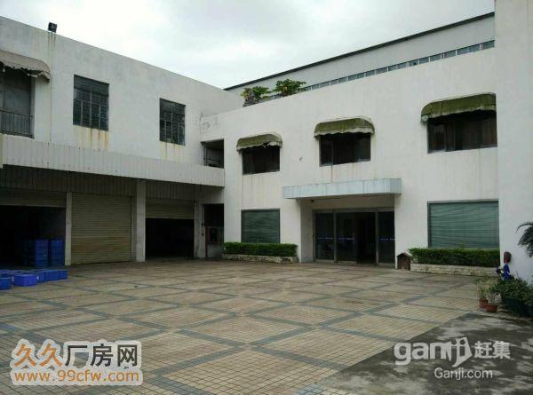 厂房出租,园林式,形象好,标准厂房面积4000平方-图(3)