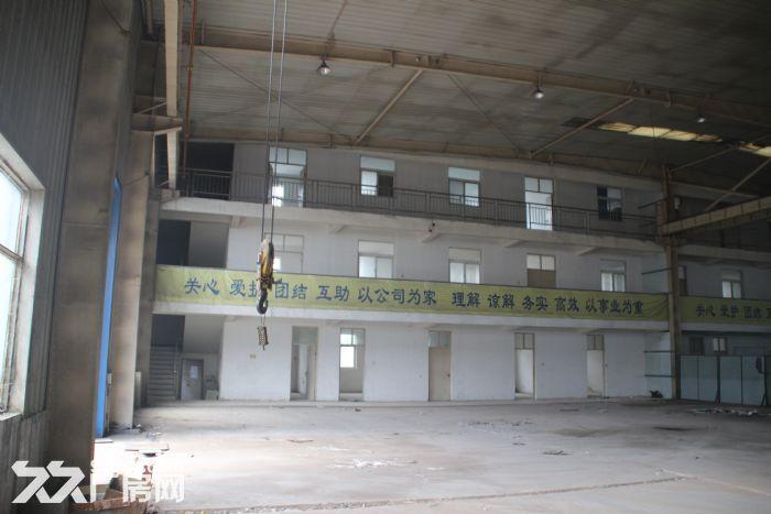 西四环旁钢构厂房低价出租-图(1)