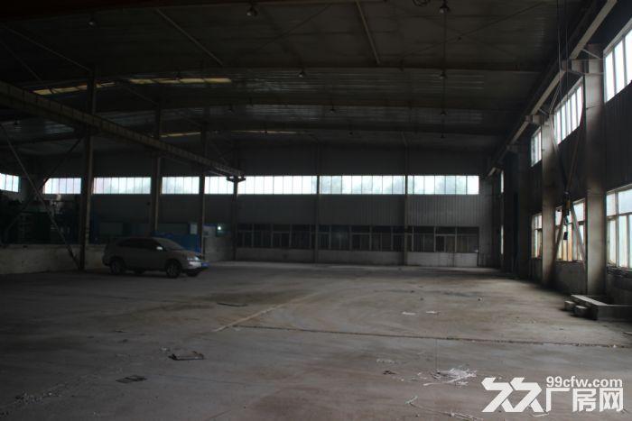 西四环旁钢构厂房低价出租-图(6)