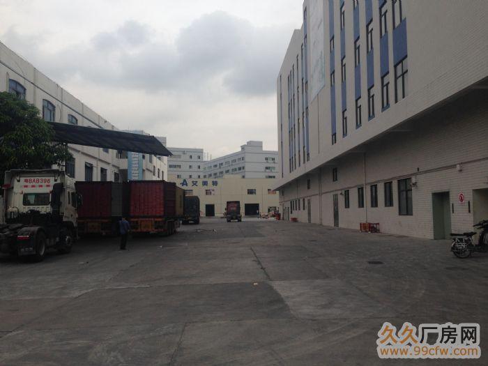 原房东急租白芒关外石岩带装修科技园厂房.仓库招-图(2)