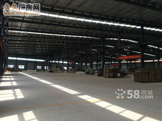 10吨行车钢结构厂房3600平米出租-图(1)