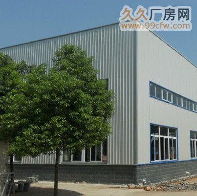 10吨行车钢结构厂房3600平米出租-图(2)