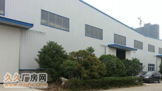 10吨行车钢结构厂房3600平米出租-图(3)