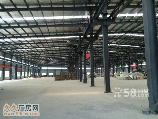 10吨行车钢结构厂房3600平米出租-图(4)