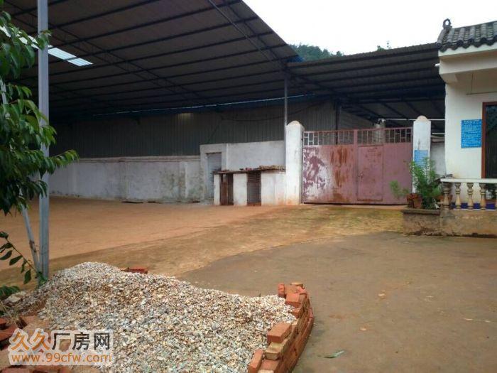 五华区沙朗乡烟子哨村厂房仓库出租-图(5)