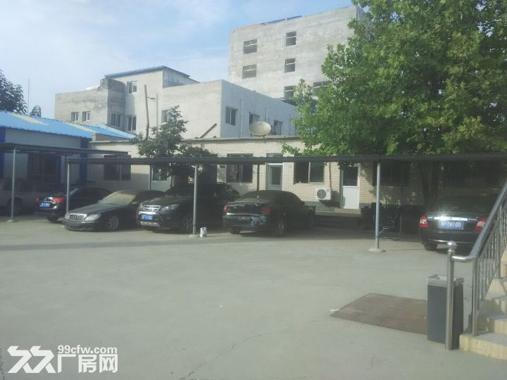 (出租)出租保定市北市区长城北大街3亩临街厂房场地-图(1)