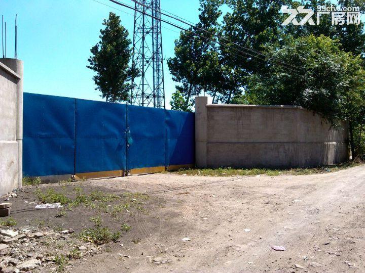 7亩地大院并内有厂房600平米-图(5)