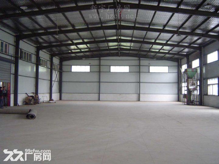 滁州市宁洛高速1公里厂房土地出租可扩改建配合办理执照-图(1)