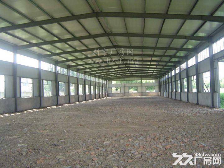 滁州市宁洛高速1公里厂房土地出租可扩改建配合办理执照-图(2)