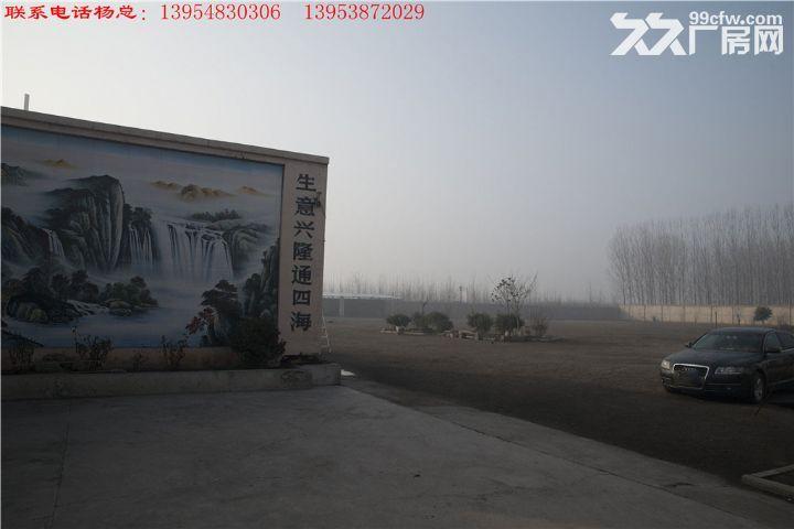 无立柱钢架结构车间30m*80m占地30亩-图(1)